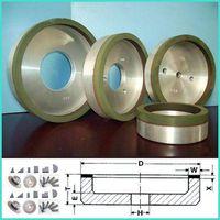 Ceramic Diamond Grinding Wheel for Gemstone Processing and Gem Polishing thumbnail image