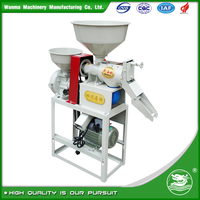 WANMA 6N40X-6FP150/180 High Capacity Rice Mill-Grain Grinder
