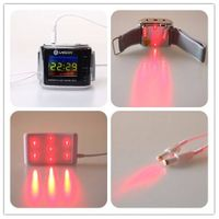 Soft 650nm laser watch for high blood pressure