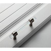 New Modern Acrylic Transparent T Bar Cabinet Kitchen Furniture Pulls thumbnail image