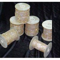 Single row rhinestone cupchain thumbnail image