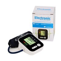 Blood Pressure Monitor Digital Automatic Upper Arm Intellisense 99 Memory