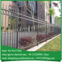 Steel fence manufacturer designs for steel fencing