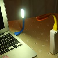 Portable usb led lamp mini usb led lamp for Laptop