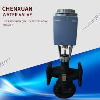 Electric control valve Electric drive Electric actuator