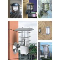 Solar Outdoor Wall Lamps