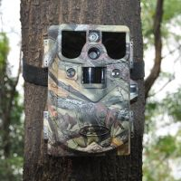 10mp HD 720P Invisible Black IR hunting camera up to 85ft thumbnail image
