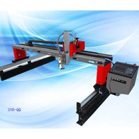 SNR-QQ cheap gantry cnc cutting machine for metal sheet