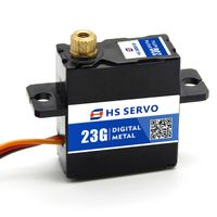 Hobbyporter Power HD 23g Standard High Torque Servo For RC Airplane Plane Helicopter Boat Car thumbnail image