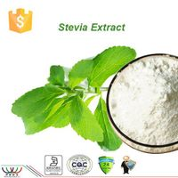 free sample high quality 80% 85% 90% 95%  97% steviosides RA stevia extract supplier