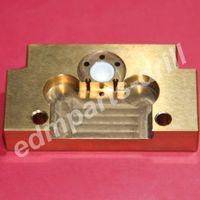 X053C884G52 X053C884G55 Brass plate for Mitsubishi edm thumbnail image