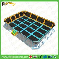 Factory price trampoline park indoor commercial cheap trampoline for sale thumbnail image