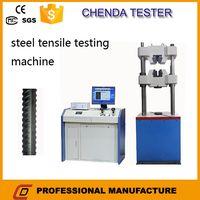300KN Hydraulic universal testing machine +universal tensile testing machin e+lab Equipment