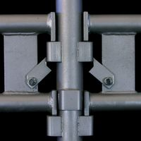 Haki Scaffold System Certified By EN12810/EN12811 thumbnail image