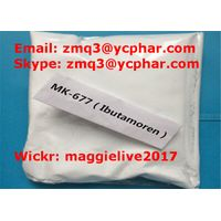 Wholesale Price Sarms Ibutamoren/Mk-677/Mk677 with HPLC99.5% CAS: 159752-10-0