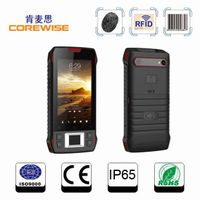 Rugged Smartphone with 1D/2D Barcode Scanner,Fingerprint Reader,HF RFID Reader(CFON640)