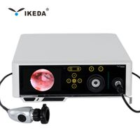 80W LED light source portable endoscope camera system
