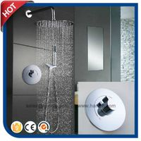 Concealed Inwall Shower Faucet (HC15114)