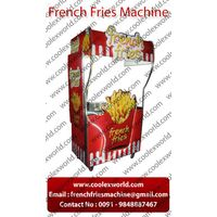French fry chips vending machine thumbnail image