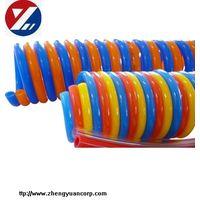 pu spiral tube