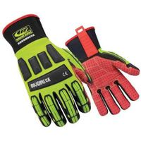 High Visibility Knuckle Original Ipwsdx Gloves Oil and Gas Industrail Impact Protection Gloves -Ring