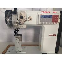 TOPAFF 571 series single need post bed shoe sewing machine