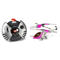 Mini 3CH Infrared Metal RC Helicopter with USB cable charge thumbnail image