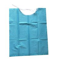 Dental bibs for patient using