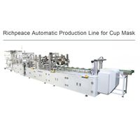 Richpeace Automatic Production Line for Cup Mask