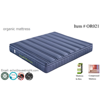 Sweetnight cheap mattress,12 Inch Independently Encased Coil Mattress in box