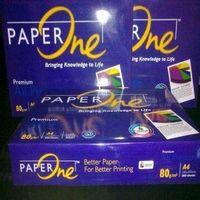 copy paper paper one A4 80gsm