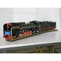 Collectable train toy - O scale Chinese Qianjing Iron Ox 6800# thumbnail image