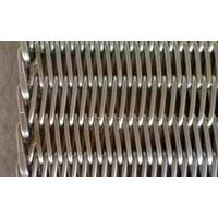 High temperature metal mesh belt