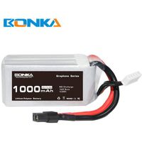 Bonka Power GR 1000mAh 80C 4S1P