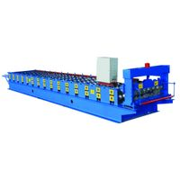 ZT-900 wall panel roll forming machine