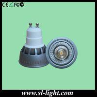 5W New COB led spotlight GU10