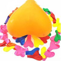 EN-71 Latex heart shape balloon party decoration balloons