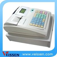 Electronic cash register with free pos roll from factory thumbnail image