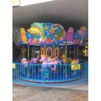 Amusement ride Ocean carousel