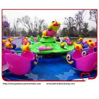 amusement Water shooting Electric train rides/2014 hot selling Water shooting Electric train