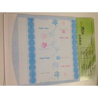 Breathable Laminated BackSheet PE Film for Baby Diaper