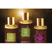 Shower Oil (Oily Shower Gel) Chia Seed Oil and Castor Oil 200ml 100% Handmade Cosmetics thumbnail image