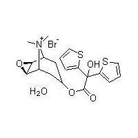 Tiotropium bromide monohydrate CAS:139404-48-1