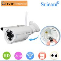 New style Sricam SP007 onvif outdoor mini hidden camera wifi