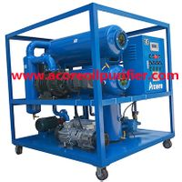 Online Transformer Oil Degassing Processing Machine
