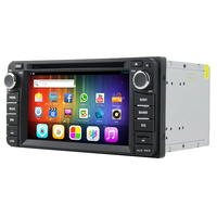 6.2inch touch screen gps car dvd player for toyota thumbnail image