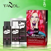 TAZOL Sparkle 3D Hair Color Cream