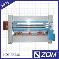 ZY214*8-16-5 HOT PRESS MACHINE(HYDRAULIC) thumbnail image