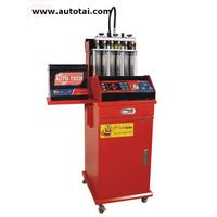 Vehicle Fuel Injector Cleaner&Analyzer
