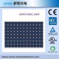 250Watt Mono-Crystalline Solar Moudle
